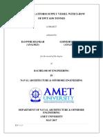Psv major Project Report