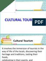 Cultural Touris-wps Office