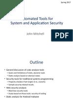 Security Tool (An toàn hệ thống)