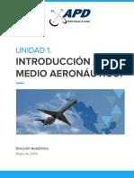 Unidad 1 Introduccion Al Medio Aeronautico