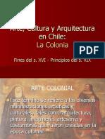 92372267 Arte Cultura y Arquitectura de Chile en La Epoca Colonial