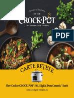 Fdb 1525789283 Carte Retete Crockpot 5l Digital