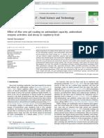 8.Efecto de Aloe vera recubrimiento de gel sobre la capacidad antioxidante, actividad de las enzimas antioxidantes y la decadencia en la fruta de frambuesa.pdf