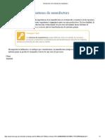 1.1. Definición de Sistema de Manufactura