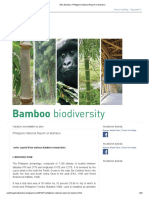 Why Bamboo_ Philippine National Report on Bamboo