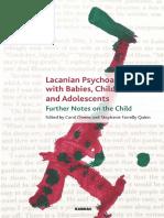 Lacan, children, babies