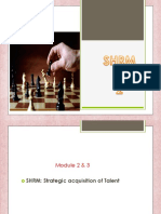 SHRM Module 2
