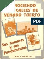 O 1995 - Conociendo Las Calles de Venado Tuerto
