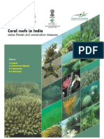 Coral Reefs in India Status Threats Conservation Measures