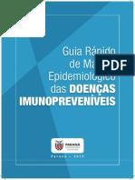 Manual de Doença Imunopreviníveis