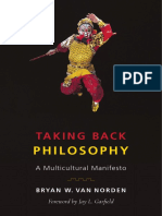 Bryan W. Van Norden - Taking Back Philosophy_ A Multicultural Manifesto-Columbia University Press (2017).pdf