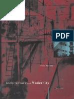 Architecture and Modernity A Critique.pdf