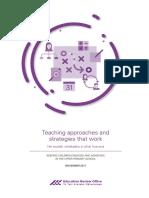Teaching Strategies That Work WEB