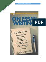 On Essay Writing
