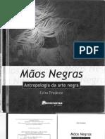 CELSO PRUDENTE_Maos-Negras - Antropologia Da Arte Negra