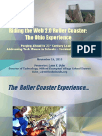 Riding the Web 2 Roller Coaster