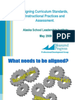 Slides for Aligning Curriculum Instruction and Assessment.ppt