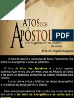 Aula 1 - Atos Dos Apostolos
