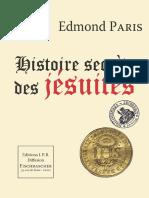 Paris Edmond - Histoire secrete des Jesuites.pdf