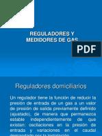 Reguladores y Medidores de Gas Tema 5