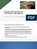 3. Planificación y Control - Puno - Sesión 3 - Justo Cabrera