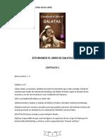 Estudiando El Libro de Galatas-converted