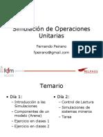 Simulaci n de Operaciones Unitarias DPM 2014 CON DATOS