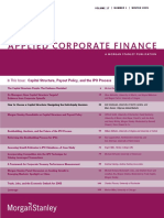 How to Choose a Capital Structure - Navigating the Debt Equity Decision