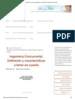 Ingeniería Concurrente_ Definición y aplicación al desarrollo de productos.pdf