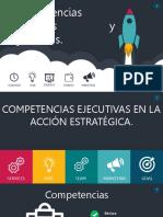 Competencias Ejecutivas en La Acción Estratégica.
