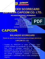 Balanced Scorecard Capcom