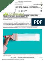 La pintura solar, una nueva fuente de energía limpia.pdf
