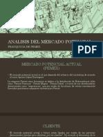Analisis Del Mercado Potencial Pemex