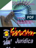Informaticaylajuridicadocumetariaymeta Documentaria