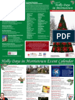 Holly Days Brochure