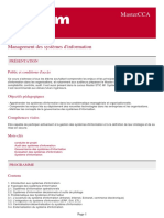 Management Des Systemes d Information