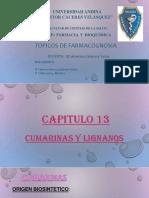Cumarinas y Lignanos