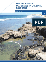 TIP 8 Use of Sorbent Materials in Oil Spill Response