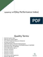 QUALITY KPI