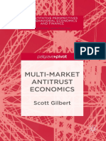 multi market antitrust economics