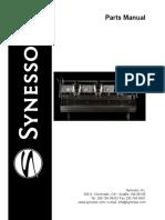2012 Parts Manual