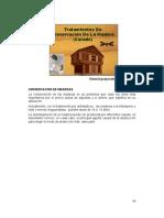 Tratamientos de preservación de la madera