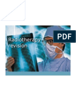 Radiotherapy Revision