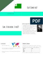 Esperanto presentation