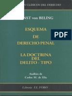 Derecho Penal Beling