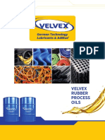 Rubber Process Oils New