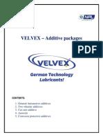 VELVEX - Additives