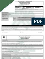 Proyecto Formativo - 1053704 - Diseñar Procesos de Talento Hu
