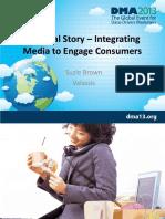 DMA 2013 Integrating Media