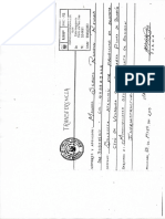 Transferencia del MIMP a Municipalidad
